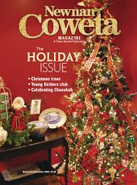 newnan coweta magazine nov dec 2009 by deberah williams issuu