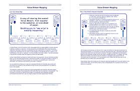 Value Stream Mapping Lean Value Stream Mapping Quick Reference Guide Isixsigma