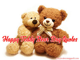 valentines teddy bears teddy day 2017 quotes sayings and images freshmorningquotes