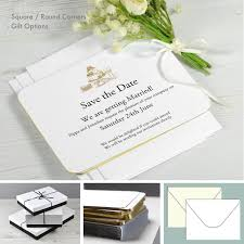 Save The Date Wedding Cards Save The Date Wedding Cards Unique Illustrated U0026 Personalised