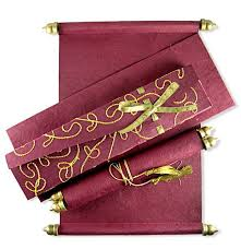 indian wedding scroll invitations the 25 best scroll wedding invitations ideas on