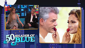 Blue Shades Watch 50 Shades Of Blue Watch What Happens Live With Andy Cohen