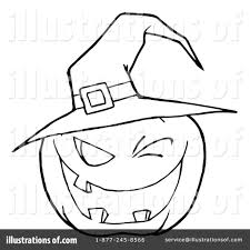 halloween pumpkin clipart 224008 illustration by hit toon
