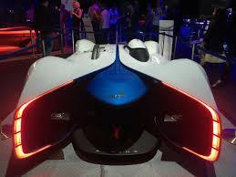 renault alpine vision concept vision gran turismo concept car walkaround