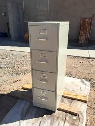 Chalk Paint On Metal Filing Cabinet File Cabinet Makeover Using Chalk Paint Pretty Handy