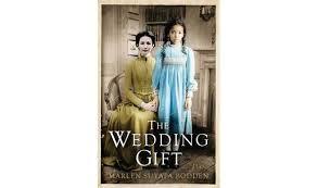 wedding gift book book review the wedding gift by marlen suyapa bodden books