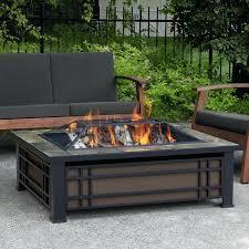 gas fire pit table uk table fire pit kunstjob info