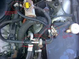 lexus gs 450h erfahrungen diy fuel pressure low pressure side test clublexus lexus