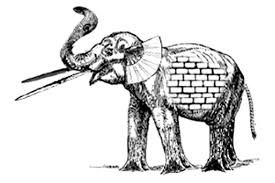 The Blind Men And The Elephant Six Blind Men U0026 The Elephant A Modern Fable U2013 Robert W Williams
