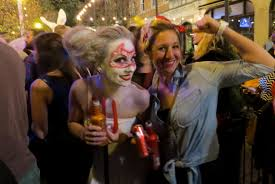 party central halloween october 2014 u2013 nicki u0027s central west end guide