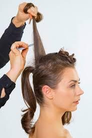 Frisuren Zum Selber Machen Toupieren by Hepburn Frisur Style 1 Anleitung 3 Haaransatz Toupieren
