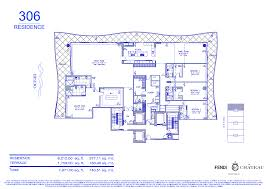 chateau floor plans miami beach apartments by fendi chateau miami beach condos