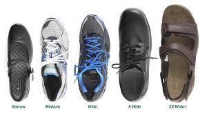 womens boots size 9 5 narrow shoe widths explained