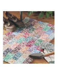 free crochet patterns for home decor knitting scrap yarn rug free crochet pattern home decor