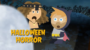 halloween horror u2013 a jonesandyou animated short jonesandyou