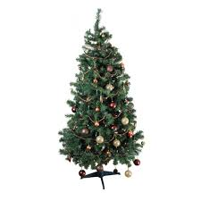 christmas christmas decorating tabletop trees with lights mini