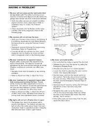 how to adjust craftsman garage door garage door opener blinks 5 times wageuzi