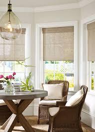 Kitchen Bay Window Curtain Ideas by Wonderful Bay Window Treatments For Kitchen Kitchen Bay Windows