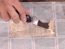 Red Brick Linoleum Flooring by How To Patch Vinyl Flooring How Tos Diy