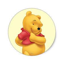 winnie pooh stickers zazzle