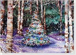boxed cards festive forest boxed cards christmas cards cards