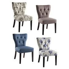 Dining Room Chairs Overstock by Bellcrest Button Tufted Upholstered Dining Chairs Set Of 2