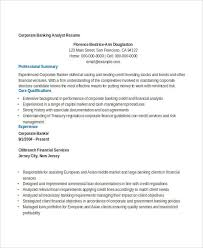 Banking Objective For Resume Banking Resume Templates In Word 22 Free Word Format Download
