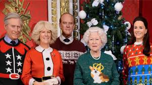 sweater for family royal family wax figures stun in sweaters s