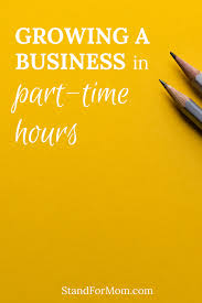 graphic design works at home growing a business in part time hours work at home mom feature