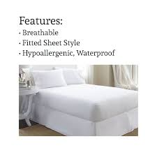 home design waterproof mattress pad home printable u0026 free