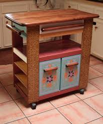 hand painted kitchen islands hand painted kitchen island by katie patton my creations