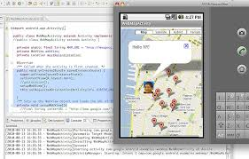tutorial android using eclipse running the mobile map apps in emulators of eclipse and xcode