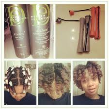 stranded rods hairstyle 21 best rods and curlformers for natural hair images on pinterest