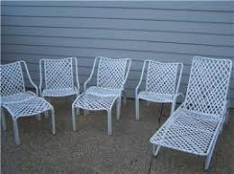 Brown Jordan Patio Set by Cost To Ship Vintage Brown Jordan Tamiami Patio Chairs Chaise S