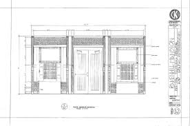 Esherick House Floor Plan by Ravenhill Mansion Hand Drafted Drawings On Behance