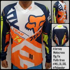 jersey motocross murah barang sejenis dengan sepatu fox instinct limited bukalapak