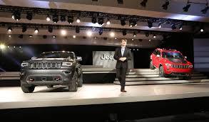 jeep canada 2017 nyias 2017 jeep grand cherokee trailhawk and summit visual