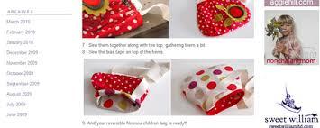 Handmade Fabric Crafts - fabric crafts pinknounou