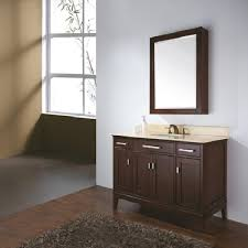 Mobile Home Bathroom Vanities Bathroom Stylish Fine Lowes Vanities And Sinks 48 Inch Cabinets