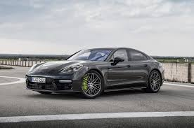 Porsche Panamera All White - 2018 porsche panamera turbo s e hybrid first drive review motor