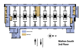university housing campus communities walton information