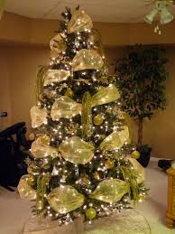 lighted christmas tree garland gorgeous pre lit christmas trees in spaces traditional with beaded