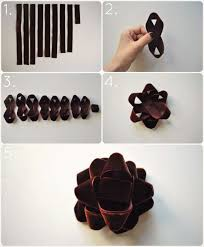 best 25 gift bows ideas on how to make a gift bow