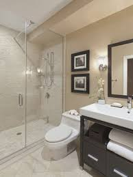 bathroom pretty white guest bathroom theme with black vanity and