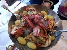 la cuisine de la mer choucroute royale de la mer picture of brasserie bofinger
