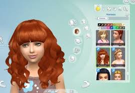 childs hairstyles sims 4 peggy 885 child hair conversion at my stuff sims 4 updates