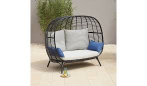 Asda Direct Armchairs Buy Cocoon 2 Seater Sofa From Our Garden Furniture Range Today