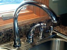 three kitchen faucets breathtaking three kitchen faucet faucet removal tool install