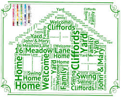 personalized housewarming gift housewarming gift word art new home