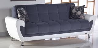 Convertible Sectional Sofa Bed Sofas Center Serta Axis Convertible Storage Sofa With Usbserta